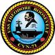 USS Theodore Roosevelt Ship Crest